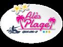 Alès Plage Logo